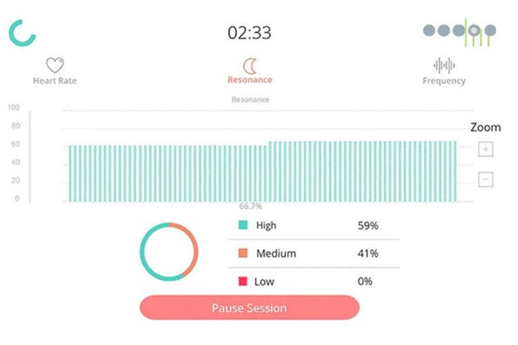 Interactive Meditation VR feedback kickstarter