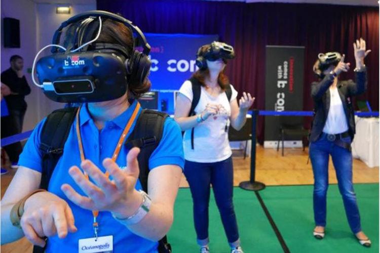Océanopolis expérience VR
