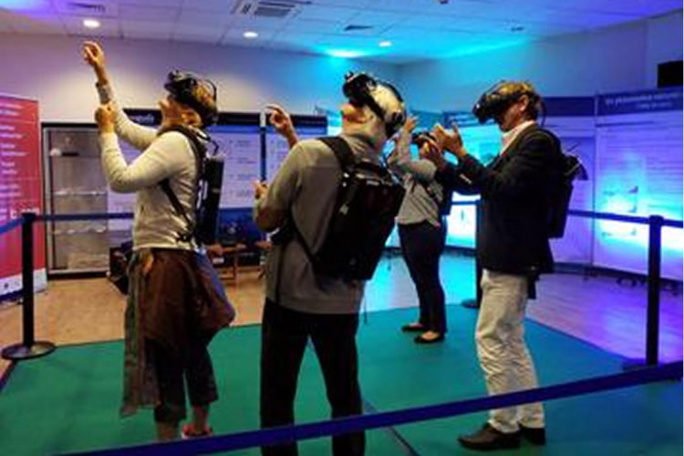 Océanopolis et réalité virtuelle