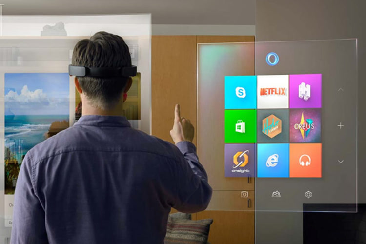 Patch sécurité Microsoft Hololens
