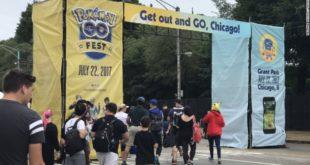 Niantic Pokémon Go Fest anniversaire