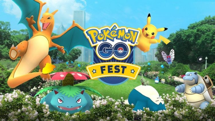 Niantic Pokémon Go Fest anniversire