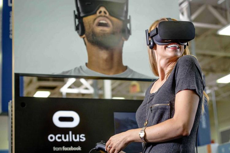 Sélection Oculus meilleurs jeux réalité virtuelle