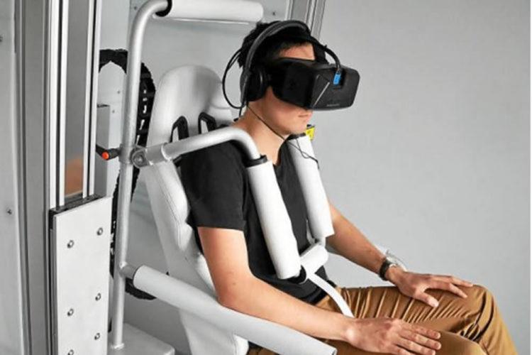 Thérapies réalité virtuelle