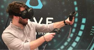 Ventes HTC Vive jeux AAA