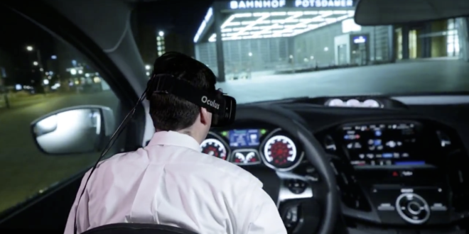 automobile vr industrie automobile réalité virtuelle