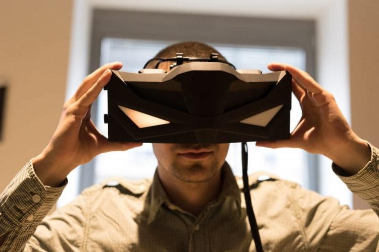 VRHero casque VR VRgineers