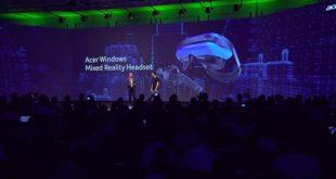 Acer Windows Mixed Reality présentation officielle