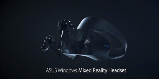 Asus lance son casque de réalité mixte pour 449 euros