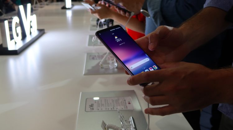 LG V30 IFA daydream realite virtuelle VR IFA