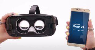 Samsung Galaxy Note 8 Gear VR