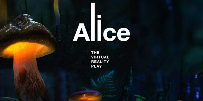 Alice, the virtual reality play Mostra Venise VR