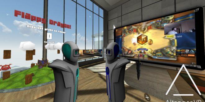 Altspace VR réouverture