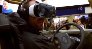 Armée britannique recrutement expériences réalité virtuelle