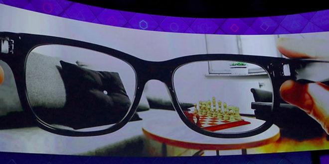 Un brevet autour de lunettes de réalité virtuelle — Facebook