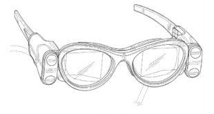 Brevet lunettes Magic Leap