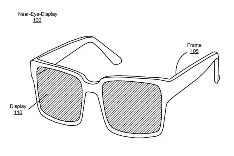 Brevet Oculus lunettes AR MR