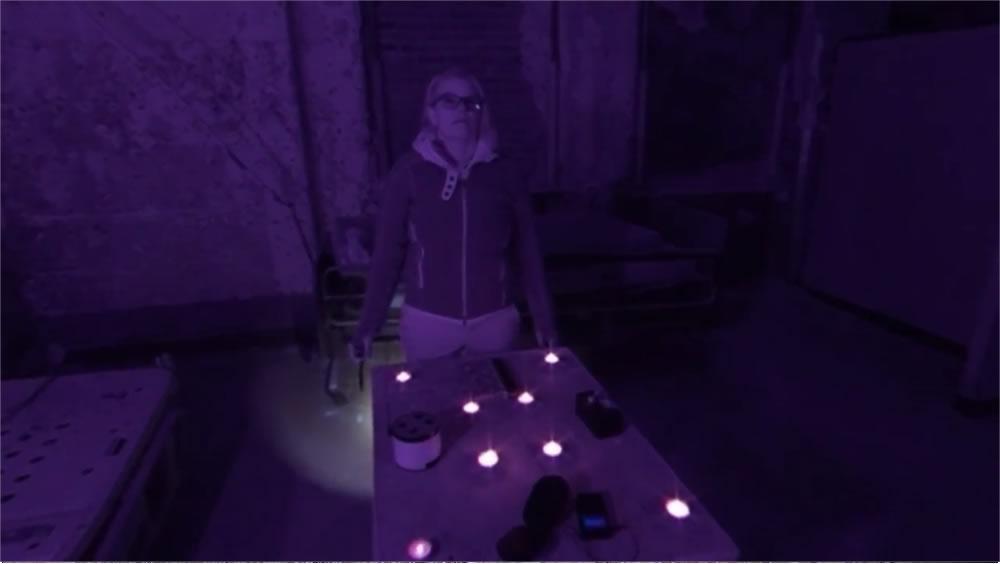 """Caméra panoramique filmer de nuit fantômes NextVR """"Paranormal Evidence"""""""