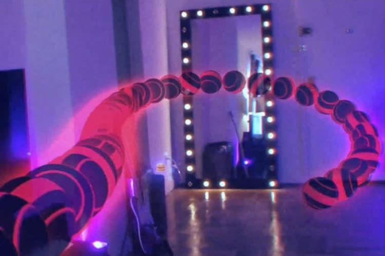 Cybersnake jeu réalité augmentée Hololens