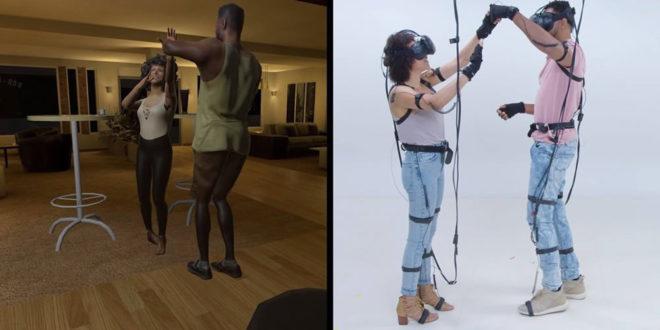 Dating réalité virtuelle