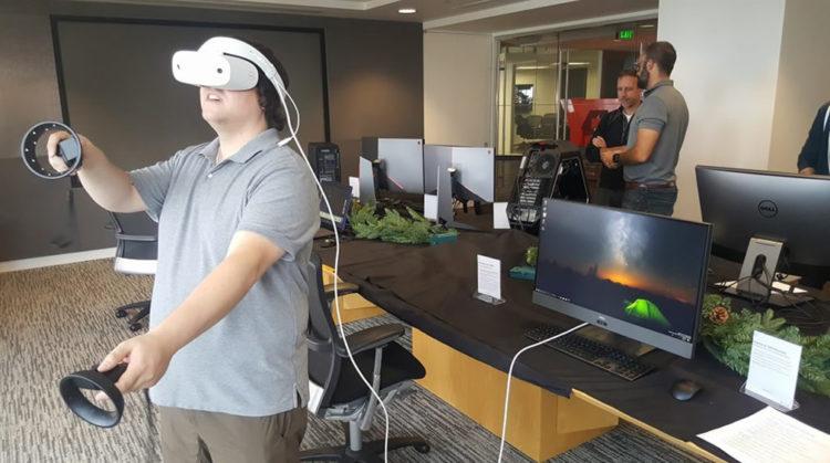 Dell Visor casque réalité virtuelle Windows 10 Mixed Reality