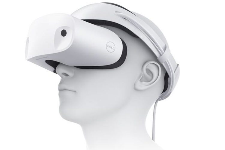 Dell Visor casque VR Windows Mixed Reality