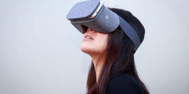 Daydream VR de Google arrive tranquillement sur Galaxy S8 et S8+