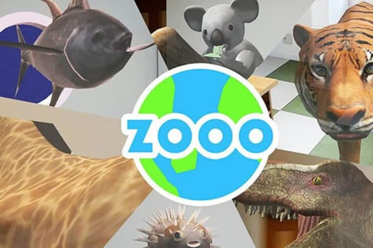 Hololens Zoo application