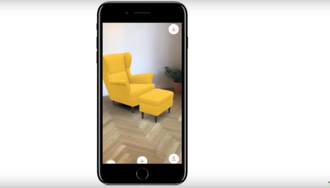 la r alit augment e d barque sur ios s lection des meilleures applis. Black Bedroom Furniture Sets. Home Design Ideas