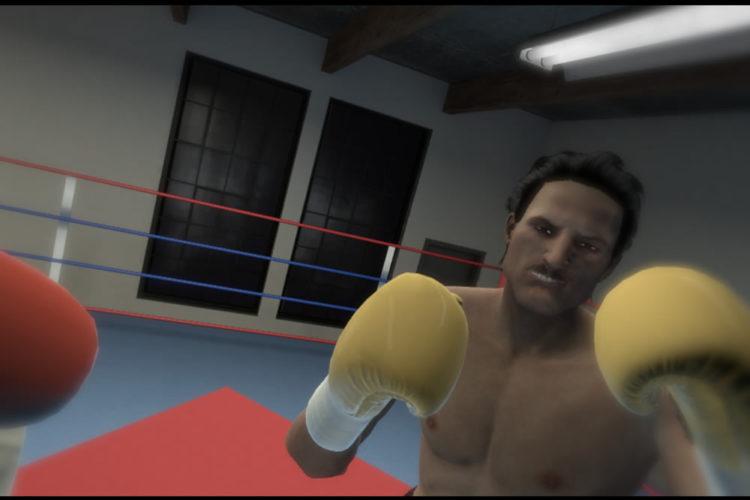 Jeux VR perte poids