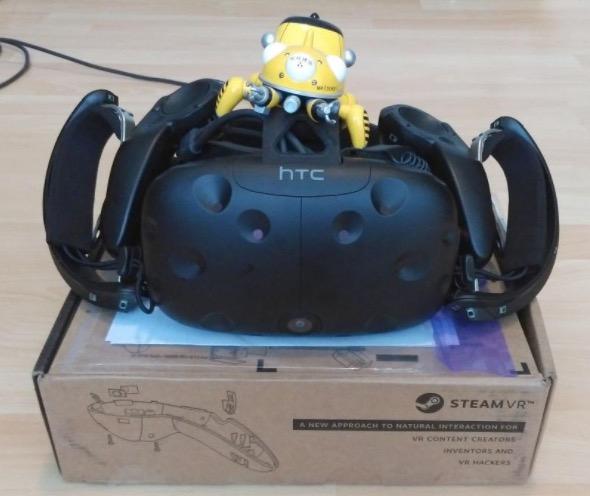 Knuckles, revive, hack HTC Vive, controlleur oculus, Valve