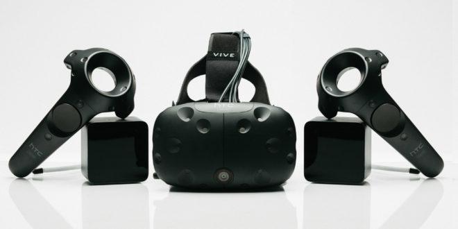 Le HTC Vive baisse son prix