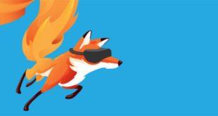Mozilla Firefox navigateur WEBVR