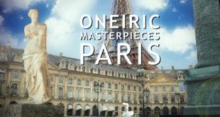Oneiric Masterpieces – Paris application réalité virtuelle