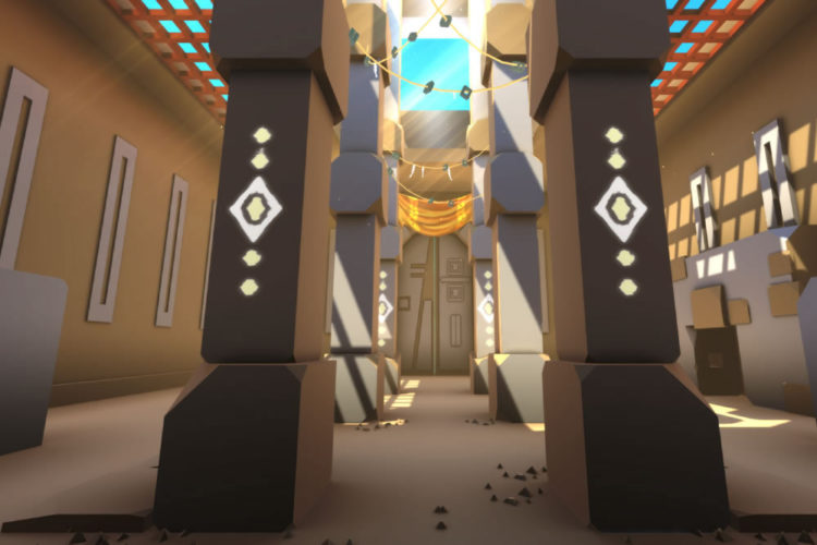 Rangi jeu réalité virtuelle VR