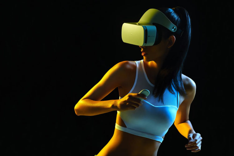 Réalité virtuelle 4K