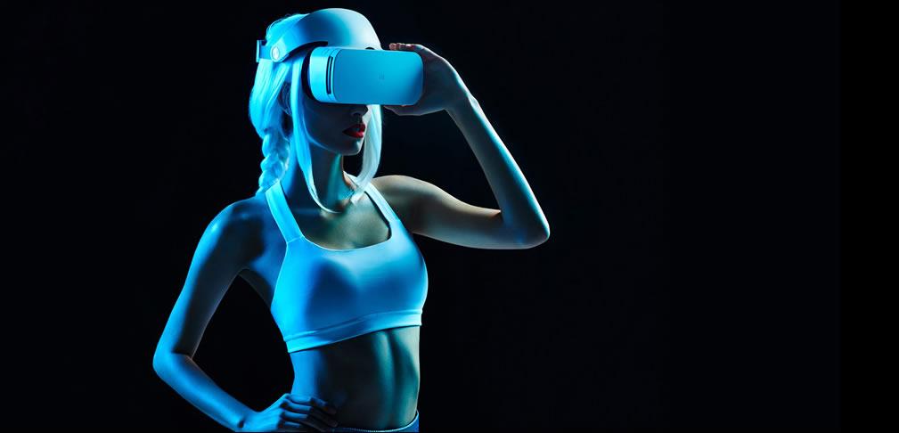 Réalité virtuelle affichage 4K 2022