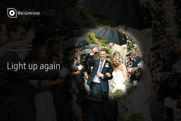 Relumino mal voyants Samsung Gear VR