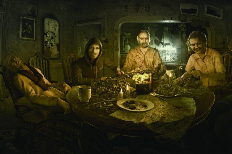 Resident Evil 7 biohazard record vente