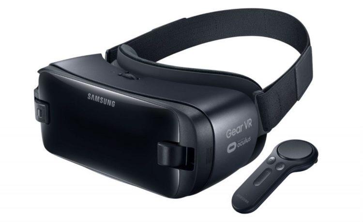 Samsung Gear VR Galaxy Note 8