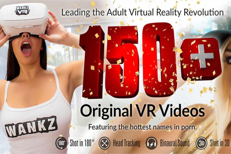 Site porno en réalité virtuelle Wankz VR