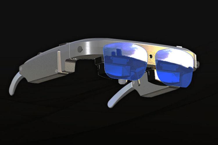 ThirdEye X1 lunettes réalité augmentée pour les professionnels