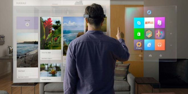 top hololens jeux applications