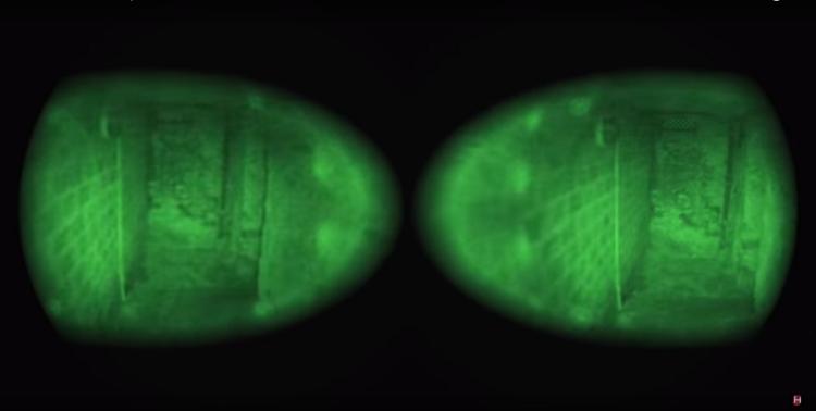 transformer un casque de r alit virtuelle en casque de vision nocturne. Black Bedroom Furniture Sets. Home Design Ideas