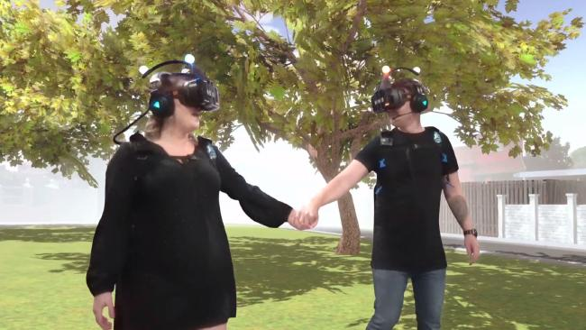 mariage réalité virtuelle japon