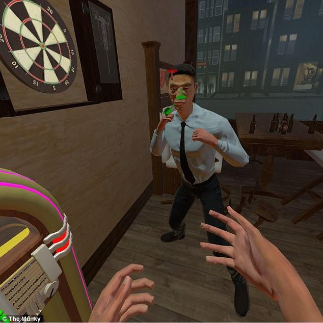 gym réalité virtuelle