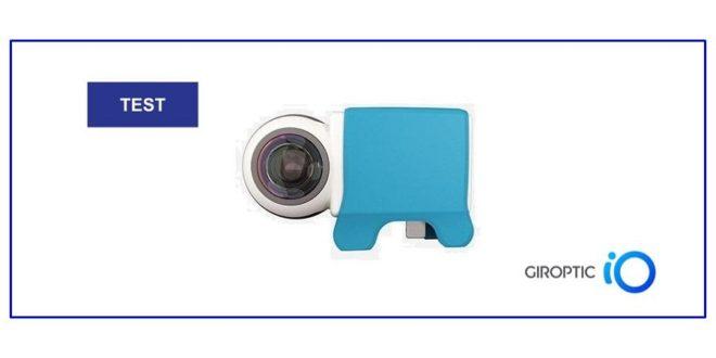 Test Giroptic iO image à la Une