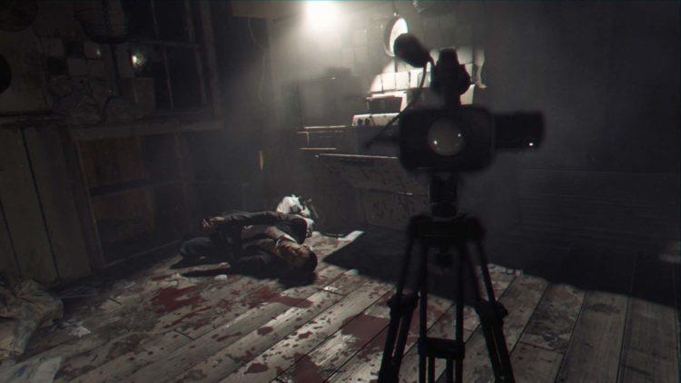 Resident Evil 7 Biohazard jeux vr