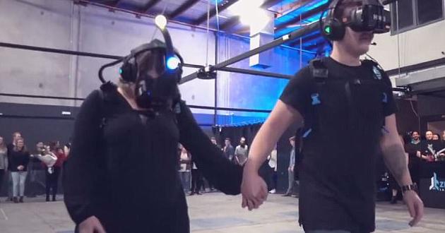 mariage réalité virtuelle australie