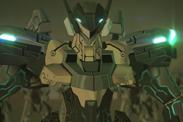TGS 2017 PS VR Zone of the Enders VR